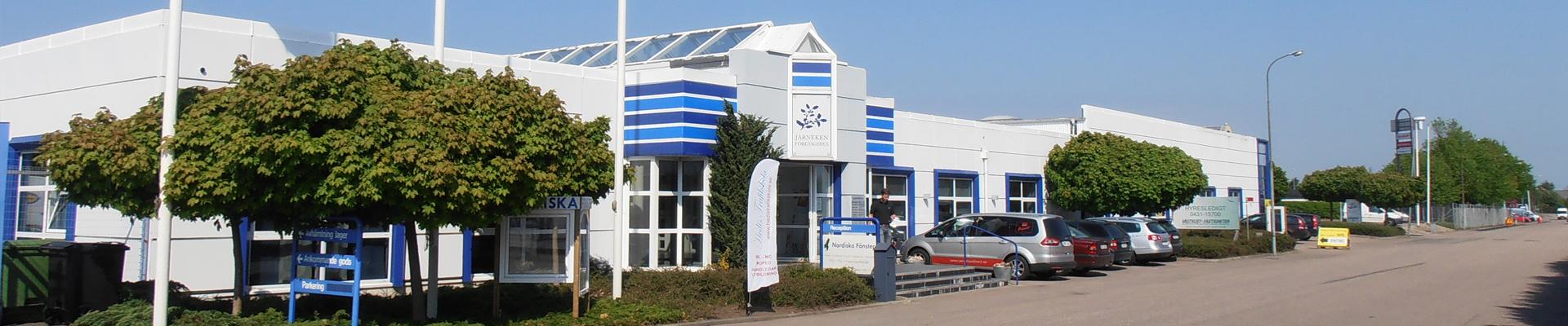 Kontor och butikslokal på Lagegatan 24 i Ängelholm